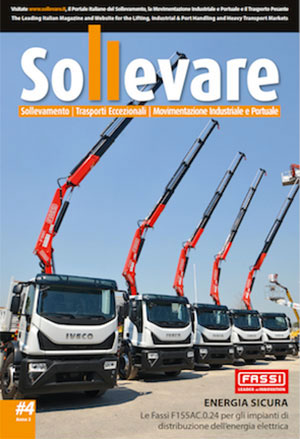 We are on the Sollevare magazine